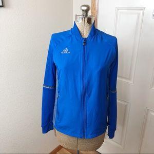 Adidas Climacool Blue Jacket